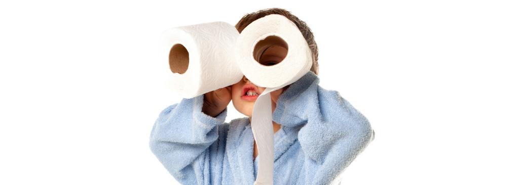 guarda papel higiénico